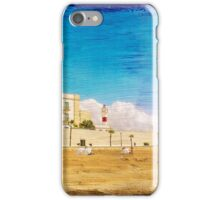Summer in october iPhone Case/Skin