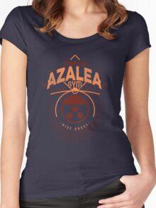 Azalea Gym Women's Fitted Scoop T-Shirt