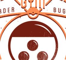 Azalea Gym Sticker