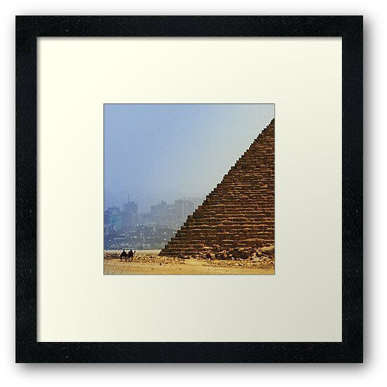 Egypt, Giza by fotowagner
