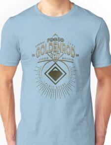 Goldenrod Gym Unisex T-Shirt