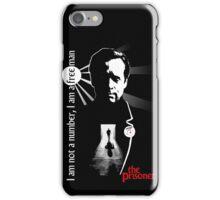 The Prisoner iPhone Case/Skin
