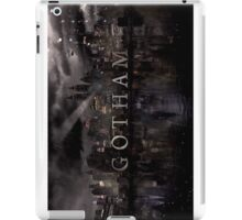 Gotham(TV Show) iPad Case/Skin
