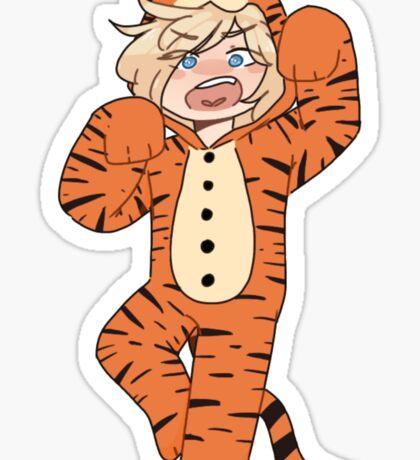 Yurio the Furio Sticker