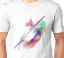 Tenderness #2 // Apophysial Abstract 071111 Unisex T-Shirt