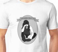 Vampires don't cry Unisex T-Shirt