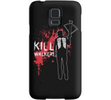 Kill Walkers (Crossbow) Samsung Galaxy Case/Skin