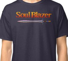 Soul Blazer (SNES Title Screen) Classic T-Shirt