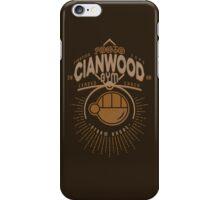 Cianwood Gym iPhone Case/Skin