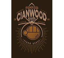 Cianwood Gym Photographic Print