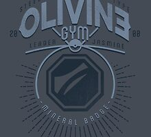 Olivine Gym by Azafran