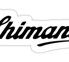 Shimano - CAMPAG Font Sticker