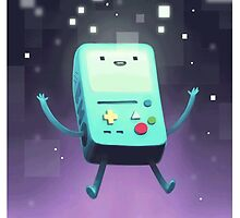 Adventure time - Bmo by GreenMoney