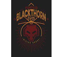 Blackthorn Gym Photographic Print
