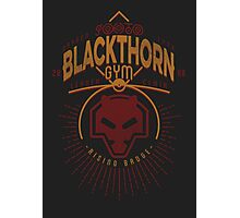 Blackthorn Gym Photographic Print