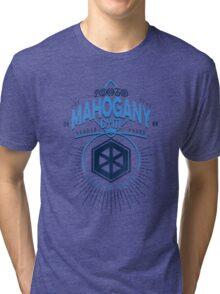 Mahogany Gym Tri-blend T-Shirt