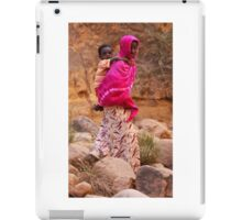 Mother & Son iPad Case/Skin