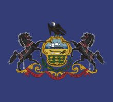 Pennsylvania Flag by cadellin