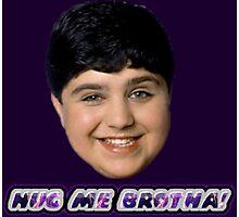 Hug Me Brotha! Photographic Print