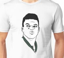 Greek Freak Mean Face Milwaukee Bucks Unisex T-Shirt