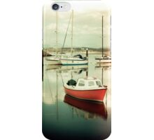 Little Orange Boat III iPhone Case/Skin