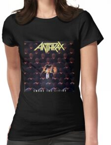 Anthrax - Among the Living Womens Fitted T-Shirt