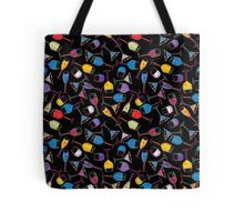 Seamless party background Tote Bag
