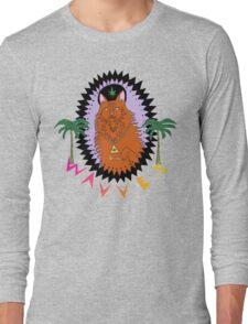 Wavves King of the Beach Long Sleeve T-Shirt