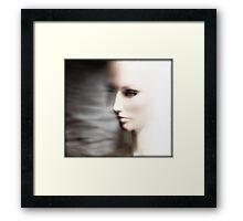 Women are from Venus - Men are Aliens  Framed Print