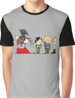 The Four Horsemen...in training Graphic T-Shirt