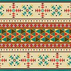 Navajo pattern by Richard Laschon