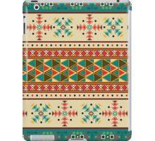 Navajo pattern iPad Case/Skin