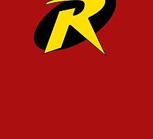 Robin  by RedHoodArt