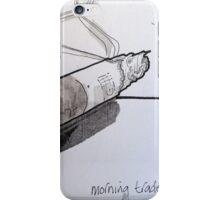 smoking! iPhone Case/Skin