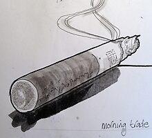 smoking! by dianarbrook
