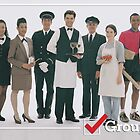 GROUPS: Service Industry by TOP Posters & Prints