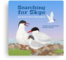 Searching for Skye: An Arctic Tern Adventure Canvas Print