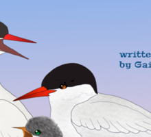 Searching for Skye: An Arctic Tern Adventure Sticker