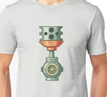 Original illustration of a steampunk styled pipe Unisex T-Shirt