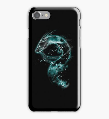 haku nebula iPhone Case/Skin
