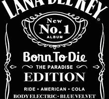 Lana Del Rey by tbiamonte