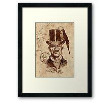 Extraordinary Gentleman Framed Print
