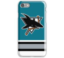San Jose Sharks Retro iPhone Case/Skin