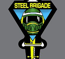 Steel Brigade by hordak87