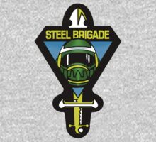 Steel Brigade One Piece - Long Sleeve
