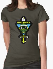 Steel Brigade Womens Fitted T-Shirt