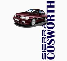 Ford Sierra Cosworth Illustrated T-shirt   Unisex T-Shirt