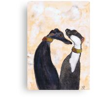 US TWO Canvas Print