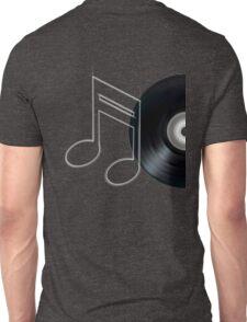Vinyl recording Unisex T-Shirt