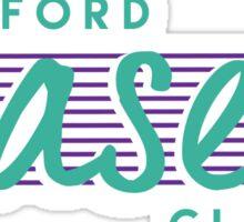 Ford Laser Club Sticker
